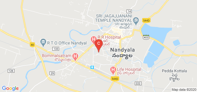 J.V.R.R Educational Institutions, Deva Nagar Colony, Nandyala, Andhra Pradesh, India