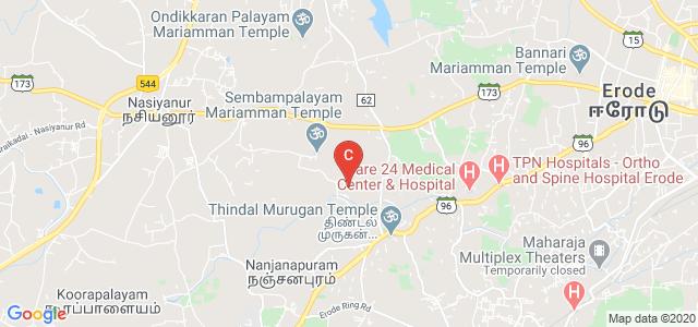 Vellalar College of Education for WOmen, Maruthi Nagar, Thindal, Erode, Tamil Nadu, India