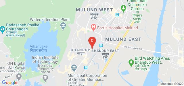 Shri Ram college of commerce and science, Datta Mandir Road, Nahur, Subhash Nagar, Bhandup West, Mumbai, Maharashtra, India