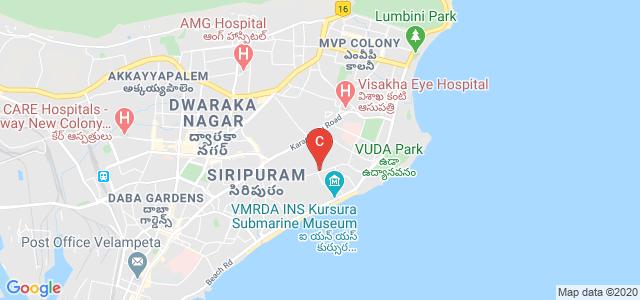Indian Institute of Management Visakhapatnam, Road, Chinna Waltair, Andhra University, Visakhapatnam, Andhra Pradesh, India