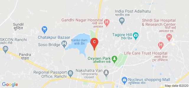 SS Memorial College, Ranchi, Kanke Road, Near Reliance Smart, Jawahar Nagar, Hatma, Ranchi, Jharkhand, India