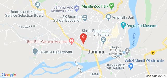 Govt College Of Education, Canal Road, Suraj Nagar, Jammu