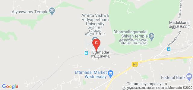 Amrita School of Pharmacy, Amrita Nagar, Edappally, Kochi, Kerala, India