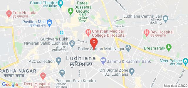 Devki Devi Jain Memorial College for Women, Near Minni Rose Garden, Kidwai Nagar, Ludhiana, Punjab, India