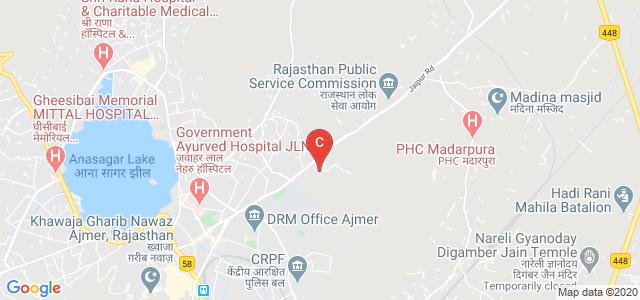 Sophia Girls College Ajmer, Mir Shah Ali Road, Colony, Ajmer, Rajasthan, India