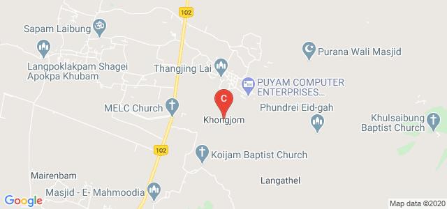 Khongjom, Thoubal, Manipur, India