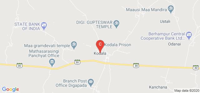 Kodala, Ganjam, Odisha 761032, India