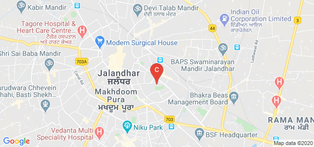 Government College of Education, Master Tara Singh Nagar, Jalandhar, Punjab, India