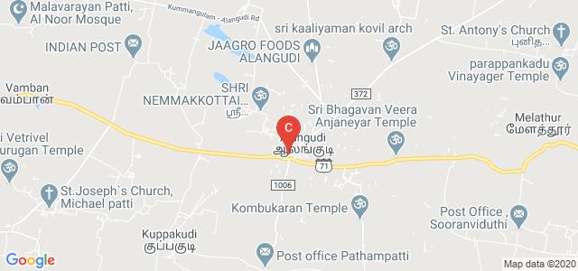 Sri Bharathi College of Education, Alangudi, Tamil Nadu, India