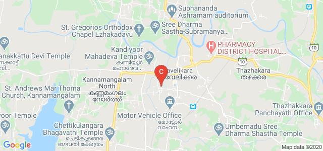 College of Applied Sciences, Kottanadu, Old Mavelikkara, Mavelikara, Kerala, India