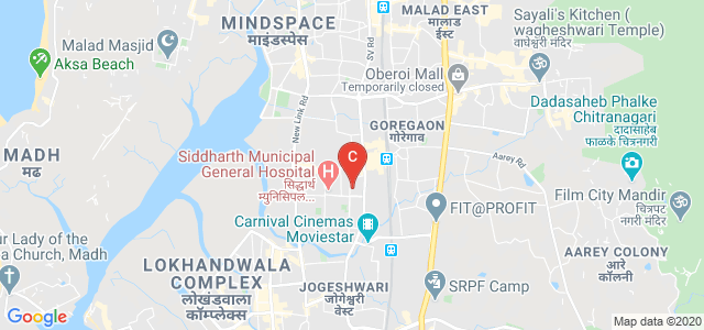 Vivek College of Commerce, Vivek College Road, Siddharth Nagar 4, Siddharth Nagar, Goregaon West, Mumbai, Maharashtra, India