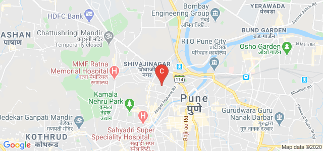Modern College of Arts, Science and Commerce, Modern Engineering College Road, Sumukh Society, Shivajinagar, Pune, Maharashtra, India