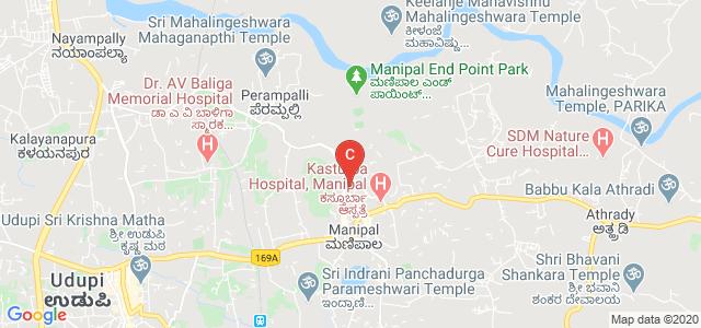 Manipal College of Health Professions, Manipal Drive, Madhav Nagar, Manipal, Karnataka, India