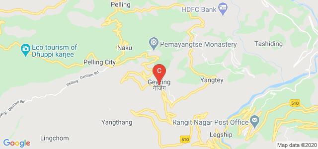 Sikkim Government College, Gyalshing, Geyzing, Sikkim, India
