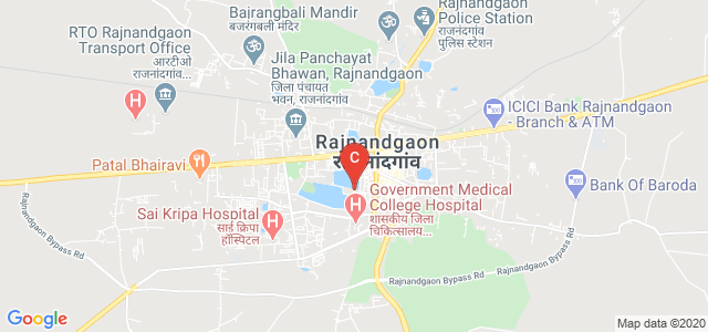 Govt. Digvijay Autonomous College, Rajnandgaon, Chhattisgarh, India