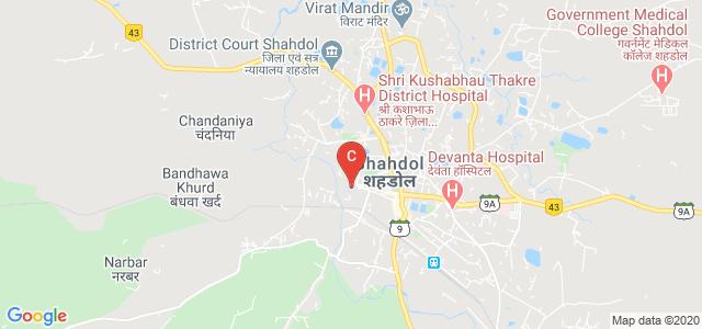Pandit SN Shukla University Shahdol, MPEB Colony, Shahdol, Madhya Pradesh, India