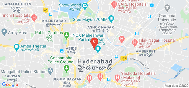 Jagruti Degree & PG College, Ramkoti, King Koti, Hyderguda, Hyderabad, Telangana, India