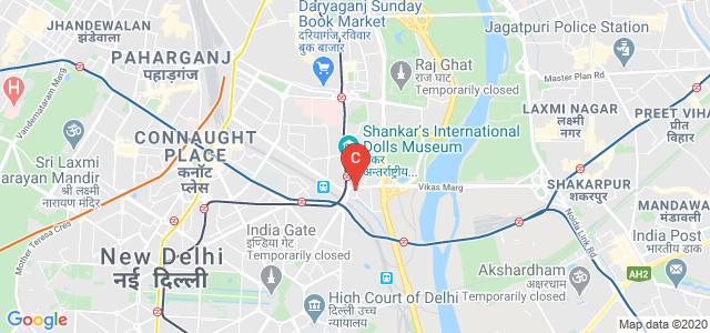 The Institute of Chartered Accountants of India, Indraprashta Marg, IP Estate, New Delhi, Delhi, India