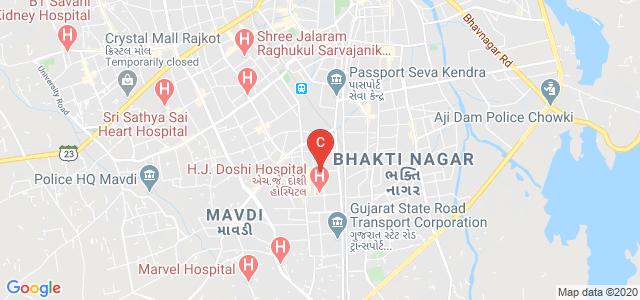 Ambaji Kadva Plot, Vinay Society, Malaviya Nagar, Rajkot, Gujarat