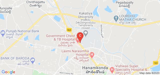 University College of Education, Kakatiya University, Hanamkonda, Warangal, Telangana, India