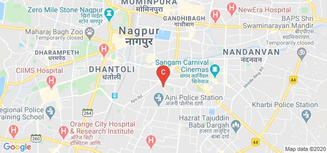 Hanuman Nagar, Nagpur, Maharashtra 440009, India