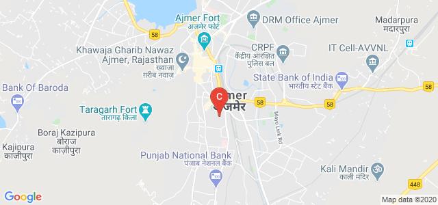Samrat Prithviraj Chauhan Government College, Beawar Road, Ajmer, Rajasthan, India