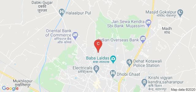 Khatakheri, Saharanpur, Uttar Pradesh 247001, India