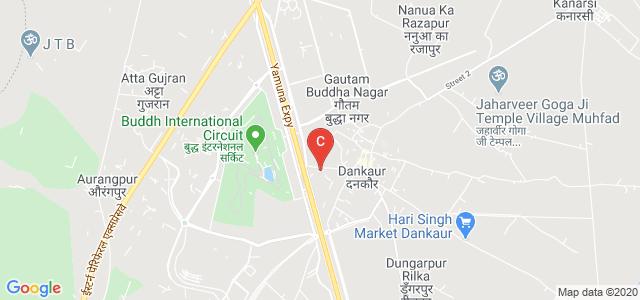 Shree dronacharya degree college, Jaat Colony, Dankaur, Uttar Pradesh, India