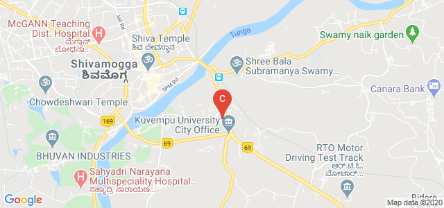 Sahyadri Arts College,Shimoga, State Highway 57, Vidya Nagar, Shivamogga, Karnataka, India