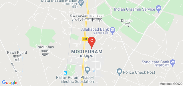 Shobhit University, NH 58, Modipuram, Meerut, Uttar Pradesh, India