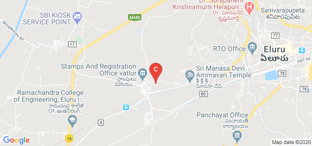 Sir CR.Reddy Womens College, Sri Ram Nagar, Vatluru, Eluru, Andhra Pradesh, India