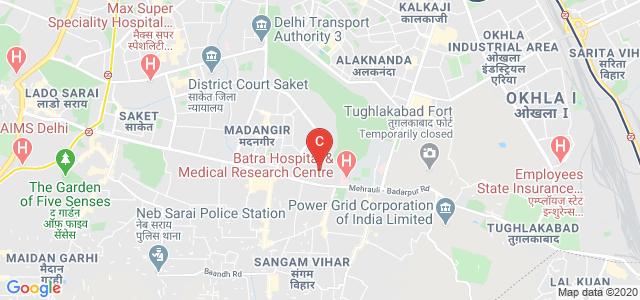 Hamdard Institute of Medical Sciences & Research, Block D, Hamdard Nagar, New Delhi, Delhi, India