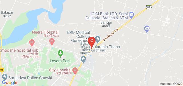 Jhungia Bazaar, Gorakhpur, Uttar Pradesh, India