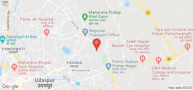 Maharana Pratap University Of Agriculture And Technology,Udaipur, Pahada, Udaipur, Rajasthan, India