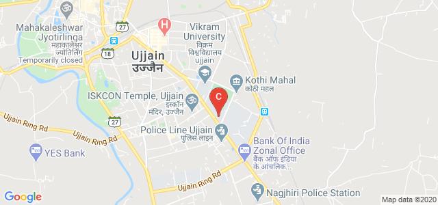 Govt. Madhav Science College, Madhya Pradesh State Highway 18, Vikram University, Ujjain, Madhya Pradesh, India