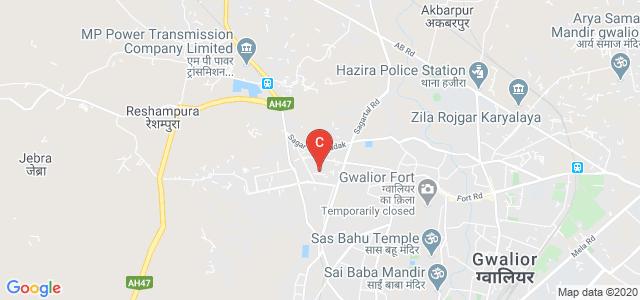 Veenavadini Teachers Training Institute, Bahodapur Road, Sheelnagar, Anand Nagar, Gwalior, Madhya Pradesh, India