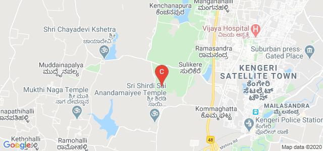 Padmashree Institute of Physiotherapy, Bangalore, Karnataka, India