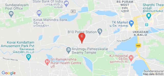 Cherraan's Institute Of Health Sciences, Perur Main Road, Telungu Palayam Pirivu, Priya Nagar, Selvapuram South, Coimbatore, Tamil Nadu, India
