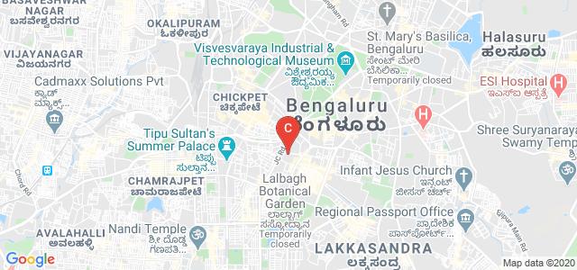 Sri Bhagawan Mahaveer Jain College, Vinobha Nagar, Sudhama Nagar, Bengaluru, Karnataka, India