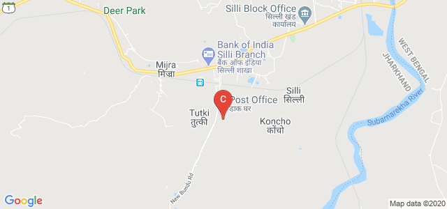 Silli College, Silli, Jharkhand, India