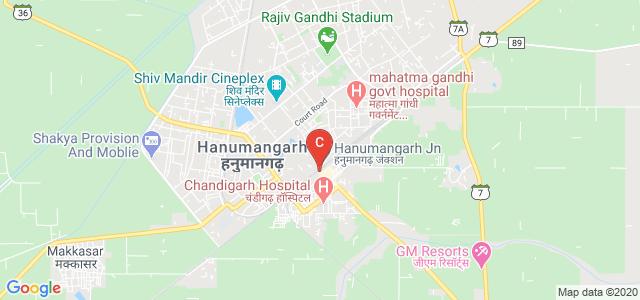 Hanumangarh Jn., Hanumangarh, Rajasthan 335512, India
