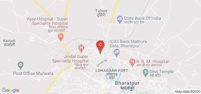Shree Agrasen Mahila vidhyapeeth bharatpur, Ranjeet Nagar, Bharatpur, Rajasthan, India