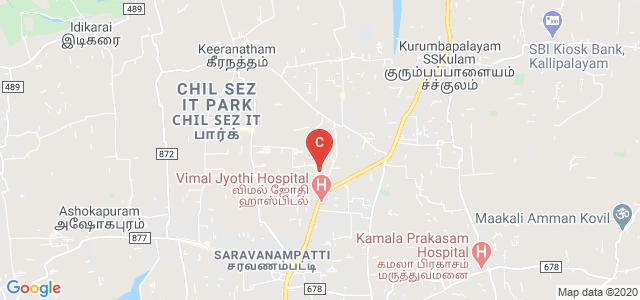 Ppg Institute Of Allied Health Science, VKV Kumaraguru Nagar, Saravanampatty, Coimbatore, Tamil Nadu, India