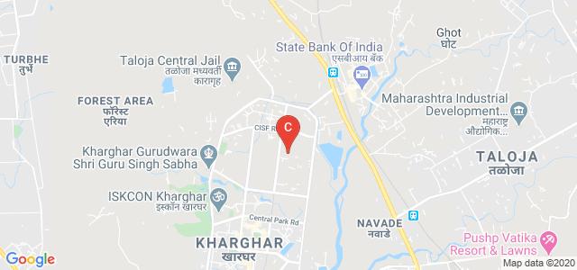 SVKM's NMIMS, next to Ramsheth College, Sector 32, Kharghar, Navi Mumbai, Maharashtra, India