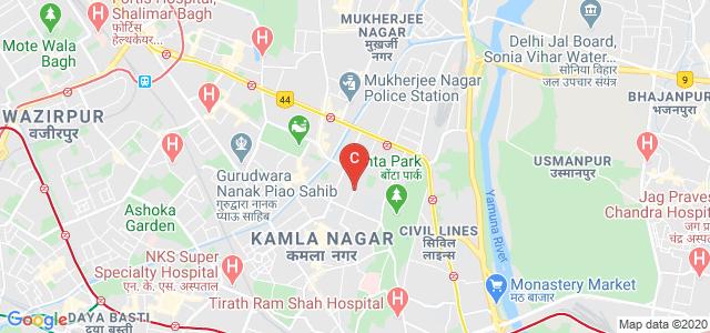 University Of Delhi, University Road, Faculty of Science, University Enclave, Delhi, 110007, India