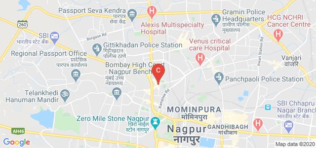 Government Polytechnic, Near Mangalwari Bazar, Sadar, Nagpur, Maharashtra, India