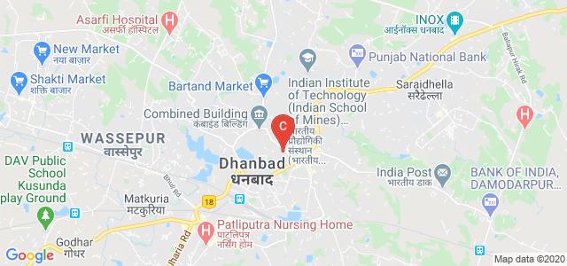 Shree Shree Lakshmi Narayan Trust Mahila Mahavidyalaya, Luby Circular Road, Hirapur, Kasturba Nagar, Dhanbad, Jharkhand, India