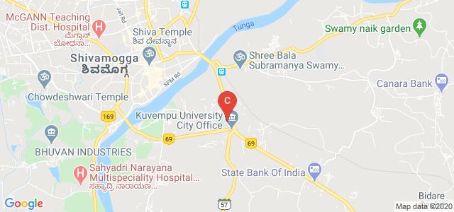 Sahyadri Science College, State Highway 57, Vidya Nagar, Shimoga, Karnataka, India