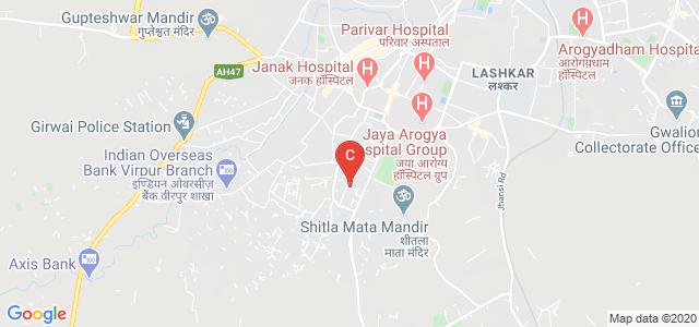 VIPS Collage Tota Ki Bajiya Lashkr Gwalior, Ektapuri Colony, Kirar Colony, Lashkar, Gwalior, Madhya Pradesh, India