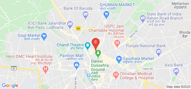 S. D. P. College For Women, Ludhiana, SDP College Road, Dhai Marla Colony,Behind Chand CinemaNear Shivpuri, Jain Nagar, Ludhiana, Punjab, India